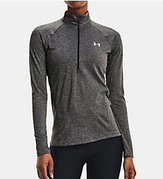 Under Armour UA Tech Solid 1/2 Zip Long Sleeve Top 1320126