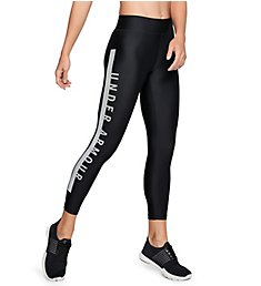 Under Armour HeatGear Armour Branded Ankle Crop 1320587