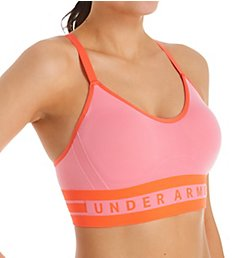 Under Armour UA Seamless Longline Low Impact Sports Bra 1322552