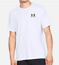 Under Armour Sportstyle Left Chest Short Sleeve T-Shirt 1326799