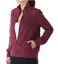 Under Armour Double Knit Full Zip Track Jacket 1344223