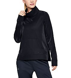 Under Armour Synthetic Fleece Mock Neck Mirage Pullover 1344394