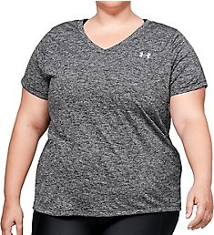 Under Armour UA Plus Size Tech Twist Short Sleeve T-Shirt 1353758