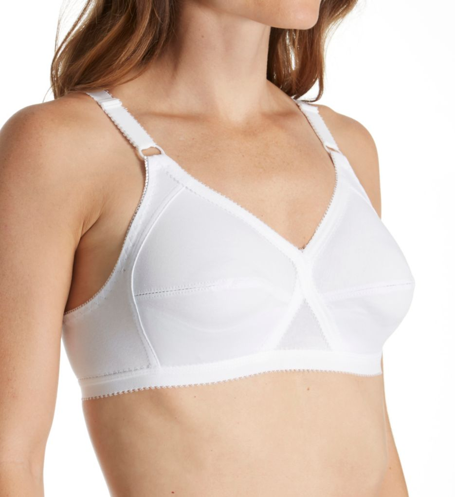 Valmont Cotton Criss Cross Soft Cup Bra 52